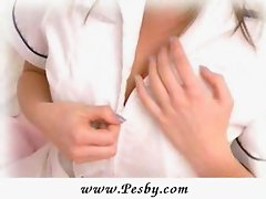 Butsy Nurses beautiful natural boobs!