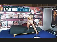 sex on the Venus 2010 in Berlin Big Titts