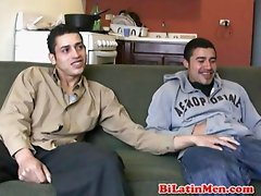 Hot latino men suck each others big fat vergas and fuck each others tight culo