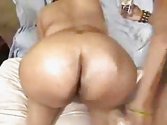 Big Booty Gina Gets Fucked