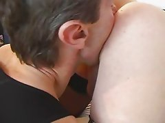 French Mature Shemale Diana get fuck