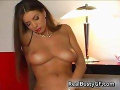 Luscious bigtits latina lingerie part5