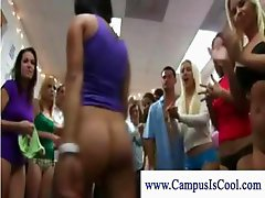 College ladies hosting a lesbo orgy