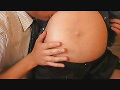 Pregnant Julia