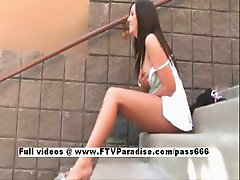 Leanna fun stunning teenage girl fingering
