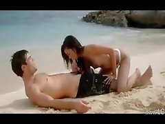 angelic hot lovers sex on the beach