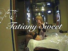 Tatiany Sweet - Crossdresser Teasing!