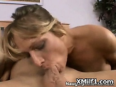 Explicit Sexy Cougar Pussy Hole Drilled Hard