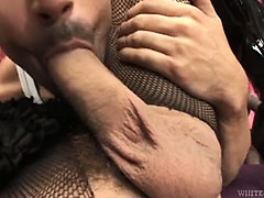 All Time Biggest Transsexual Cocks #06