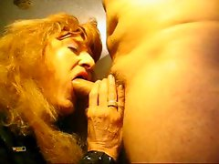Crossdressing Guy Loves Sucking Friends Cocks