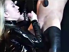 Using two german mistress slave