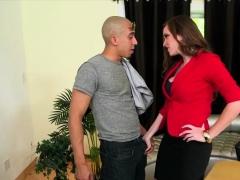 RealityKings - Big Tits Boss - Bruno Dickenz