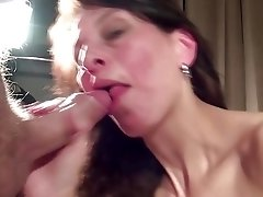 Vintage redhead Dutch lady hotly poses before masturbating with dildo