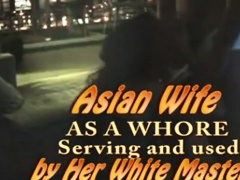 Asian mateure hooker used by he