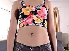 jizz squirts over thai teen braces