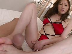 Stud is lovely japanese babes perky large boobs
