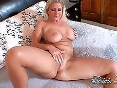 Devon Lee gives him her pussy for a bedroom fuck
