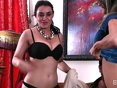 BSkow threesome sex with Anthony Rosano, Charley Chase, Evan Stone, Nadia Styles