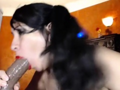Slutty Nice Ass Camgirl Fucks Her Pussy Using A Sex Toy