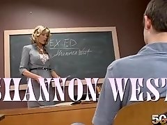 Teacher Gets A Creampie