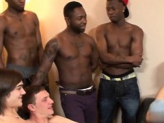 Amazing twinks Cody Domino Gets Rolled