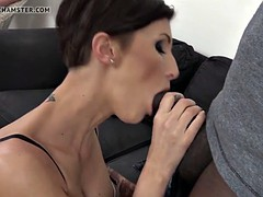 Cum craving cuckold watches wife fucked by a black man diamond