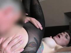 British fake agent anal fucks amateur