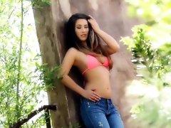 Babes - Fondling Eva  starring  Eva Lovia cli