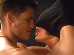 Dina Meyer Celeb Sex Video