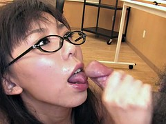 Super hot teacher gets fucked and creamed in the classroom