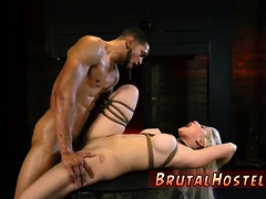 Teeny slut likes it rough Big-breasted blond beauty Cristi A