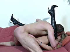 German milf whore from free at home without rubber fucked