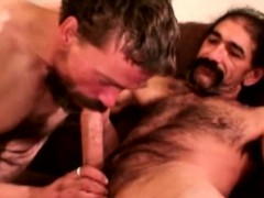 Mature redneck bikers assfucked