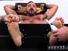 Men legs nude and irish guys feet gay Alessio Revenge