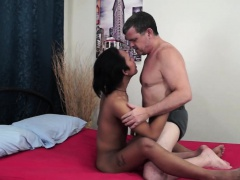 Asian twink rimmed and sucked by dilf