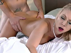 Katie morgan opened her legs wide open for her stepson