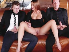 Daphne Klyde Needs More Than One Dick To Satisfy Her