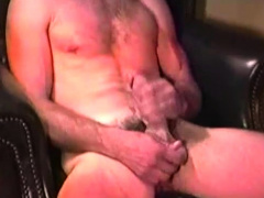 Mature Amateur Lee Jacking Off