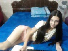Amateur Teen On Webcam 418