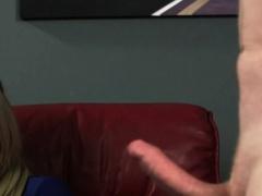 Cfnm domina teases dude