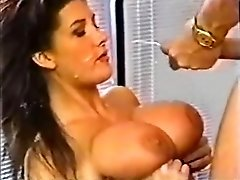Cumshots and facials, Holly Body