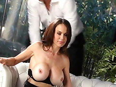 He Can't Resist That Busty Milf