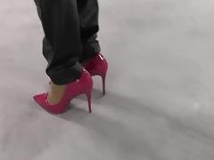 fuchsoa heels