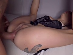 daniela dadivoso gets her butt licked well and ruthlessly fucked