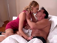 A Horny Hardcore Surprise - Young Babe Fucked Doggy Style