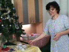 Sexy Christmas surprise