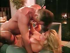 Couple fucked at Home