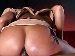Huge black surprise for one mature slut